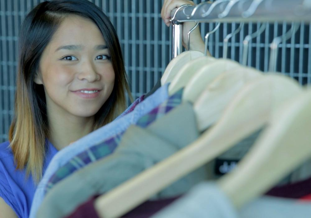 Melbourne designer keeps tabs on the life cycle of clothes while cutting waste