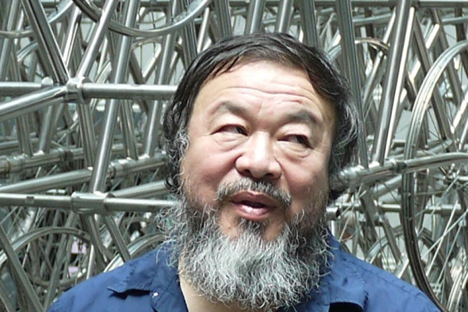 Ai Wei Wei Photo Credit